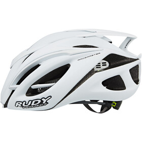 Rudy Project Racemaster Cykelhjelm, white stealth (matte)